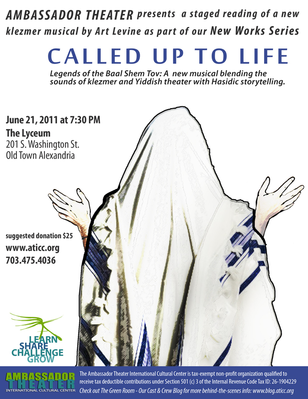 Called Up To Life - get your tickets now