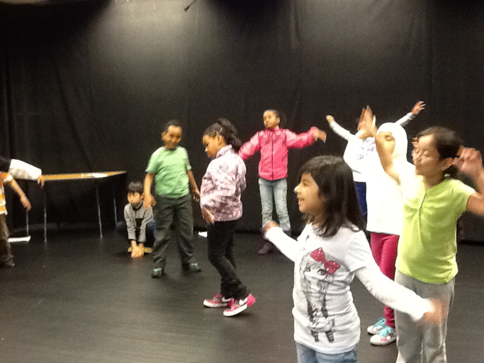 Ambassador Theater's Studio Classes - Fall 2013